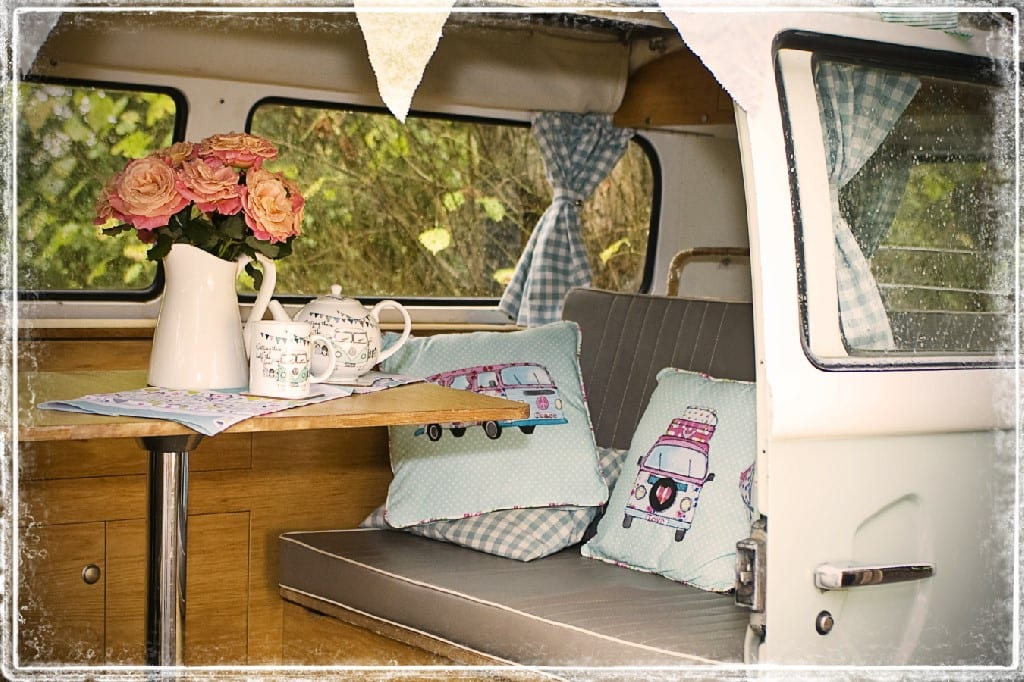 Campervan gift vouchers for Xmas