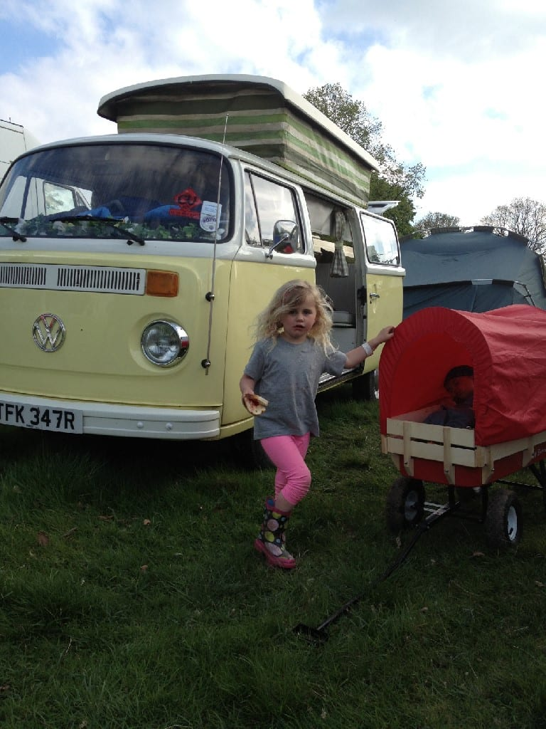 family friendly vw camper festival