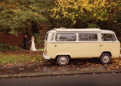 Buttercup - Campervan wedding 4