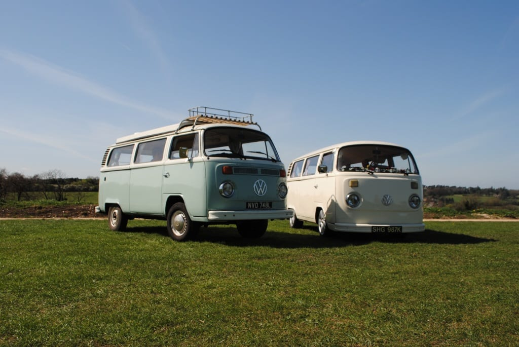 Living The Vw Camper Dream A Review Of 2011 Buttercup Bus