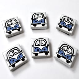Campervan magnets