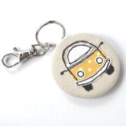 yellow-keyring-camper