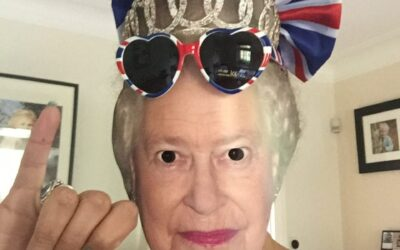 Queen's 90th Celebrations -VW Camper Style – Competition