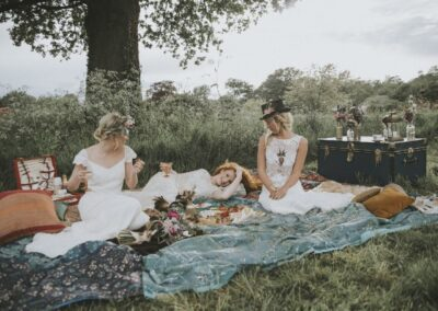 Vintage Surrey Wedding