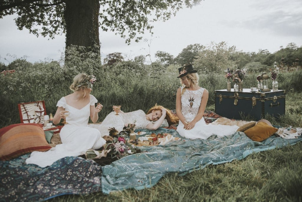 Surrey Vintage Wedding