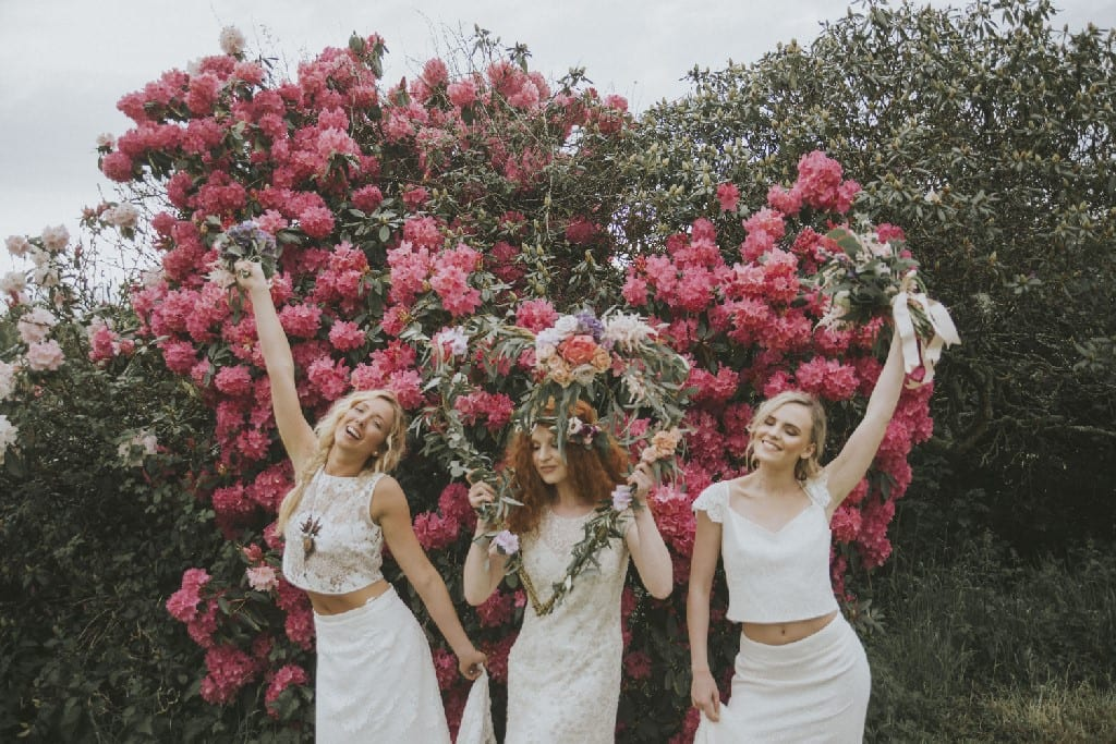 Surrey Wedding Bohemian Style