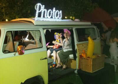VW Camper Photobooth