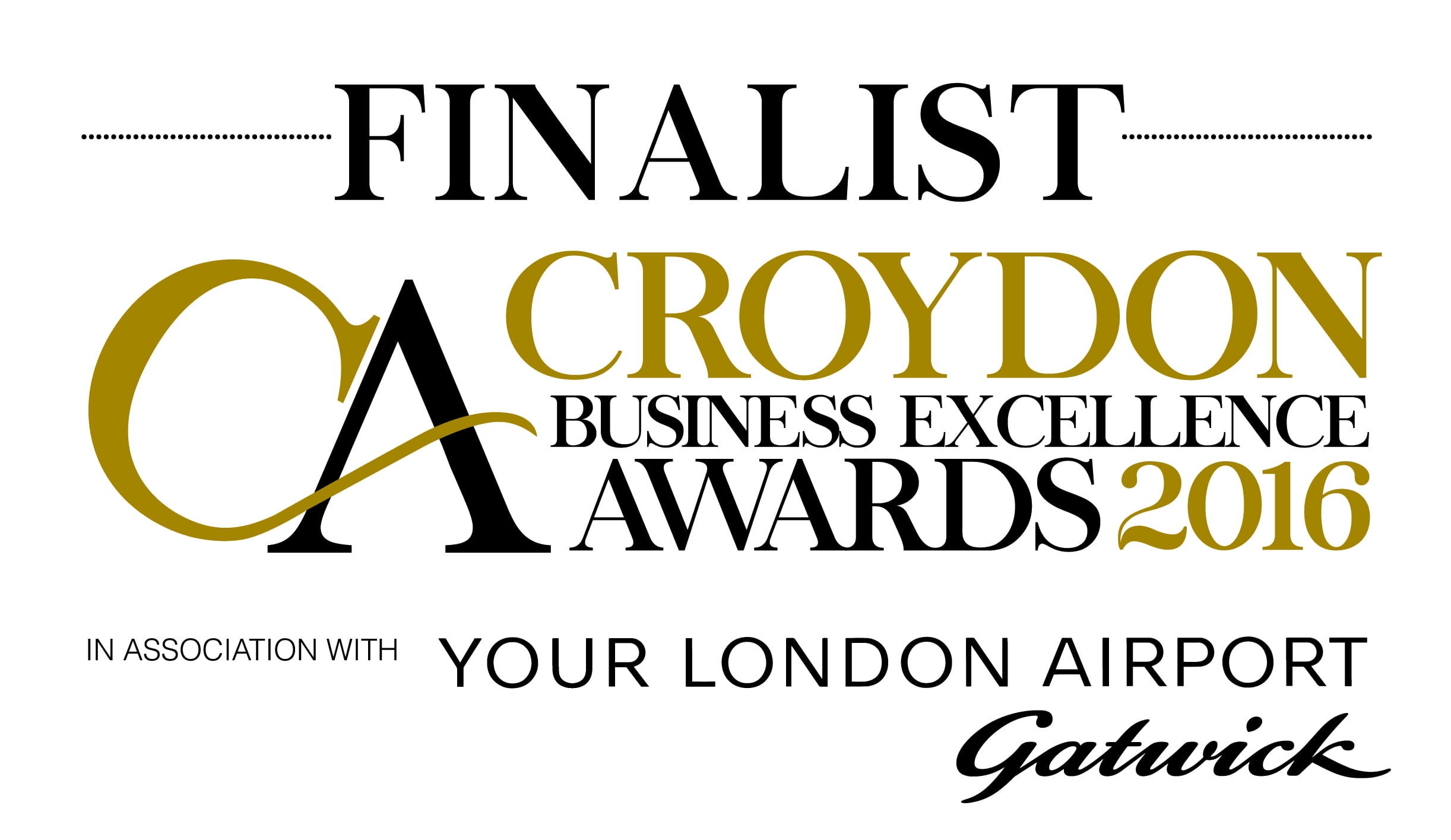 Branded Campervan Hire Croydon Business Awards