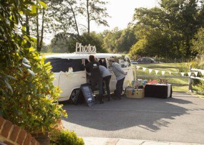 VW Camper photobooth 7