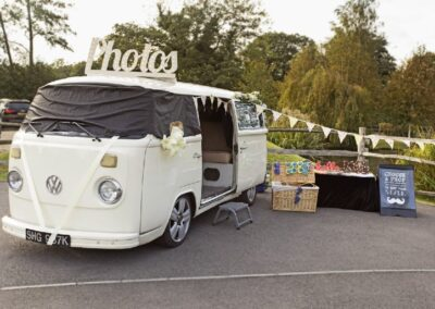 VW Camper photobooth 12