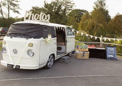 VW Camper photobooth 12