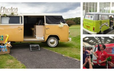 Our Surrey campervan hire business highlights of 2016