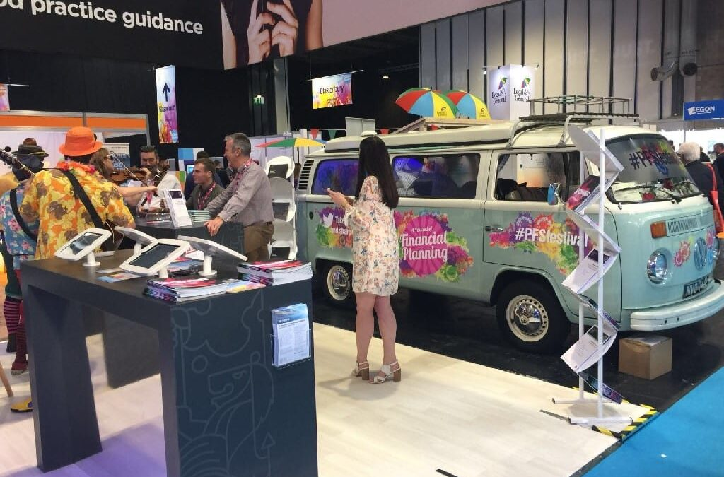 Exhibition Stand Hire Kent : Projects archive buttercup bus