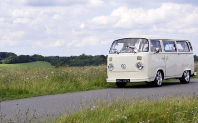 Buttercup Bus Vintage Campers – Now A Registered Trademark