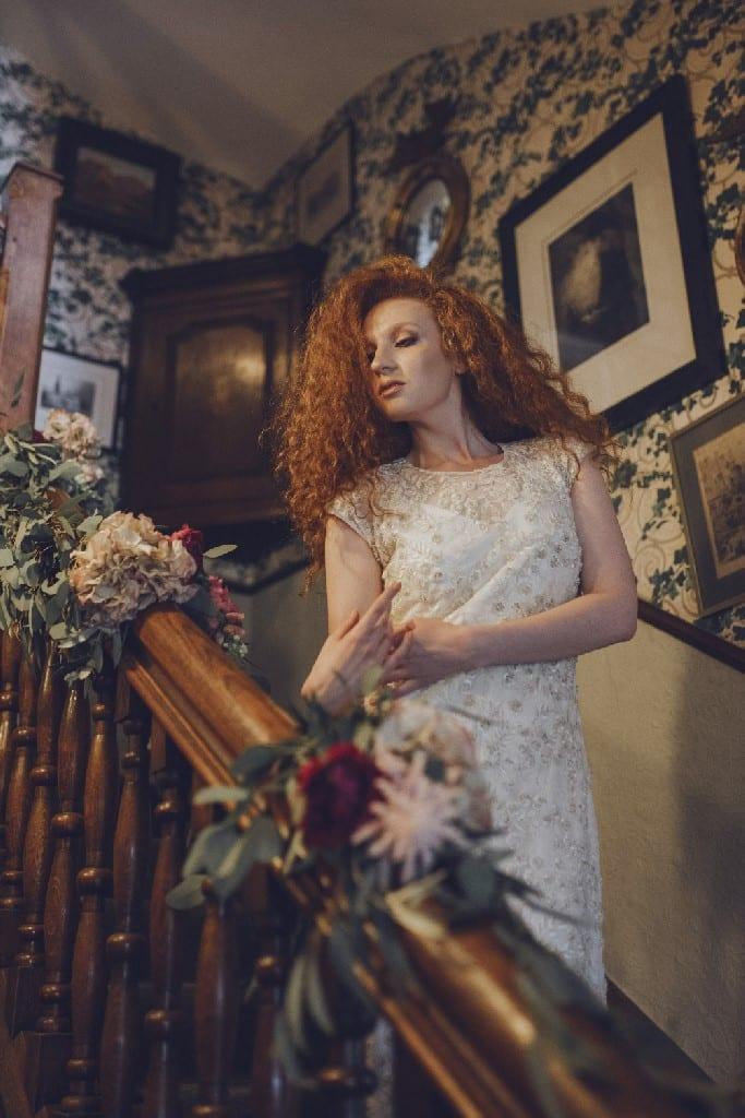 festival wedding dress surrey