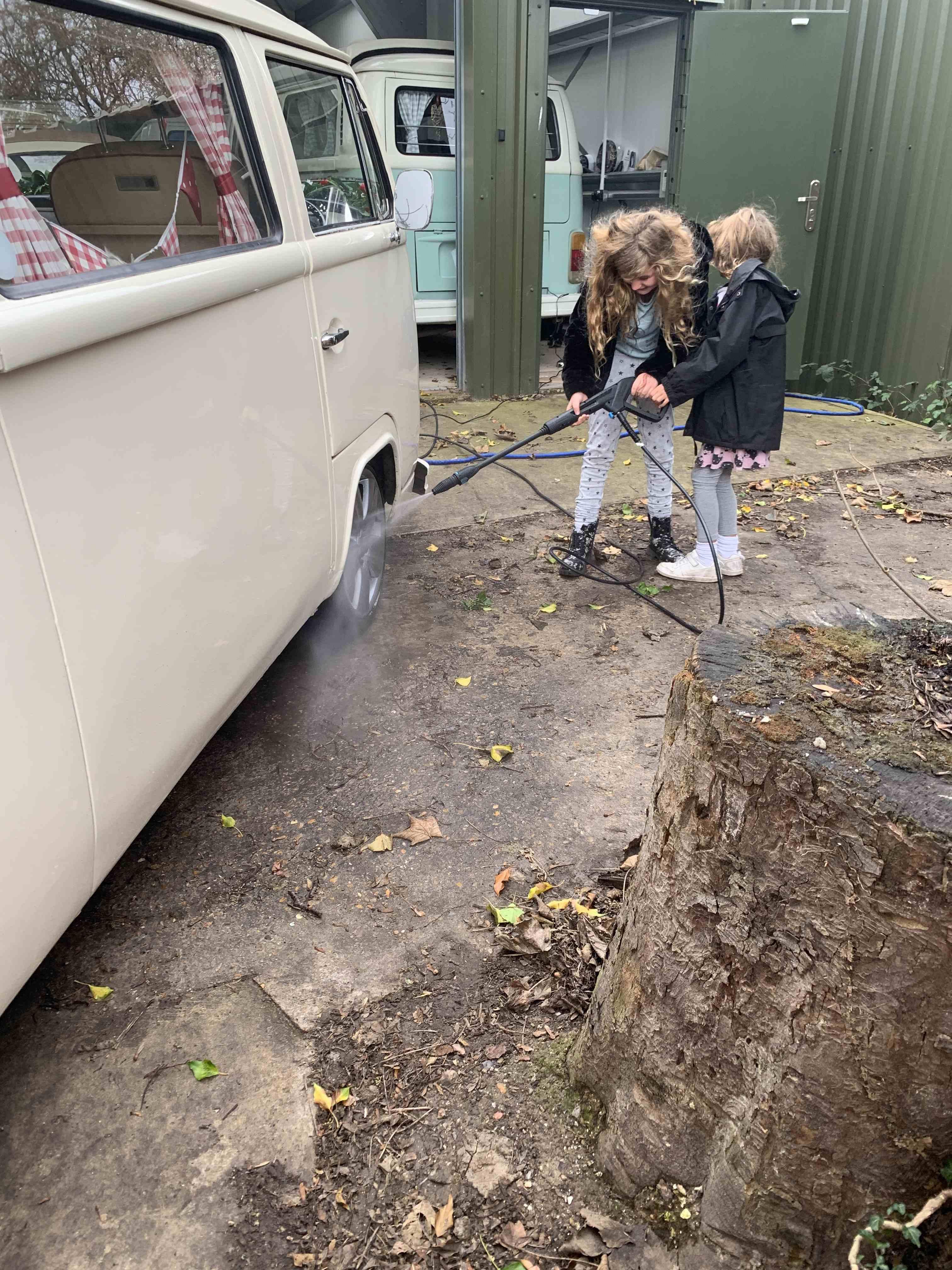 VW Camper Hire Surrey