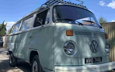 London Campervan Hire – VW Camper Restoration Project