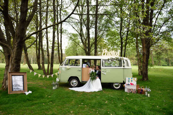 Classic campervan holiday hire London