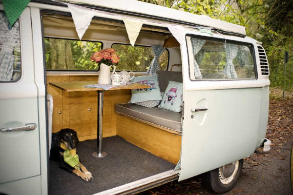 Belinda Bus - Classic Campervan Hire London