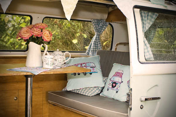 Belinda Bus Classic Campervan Hire London