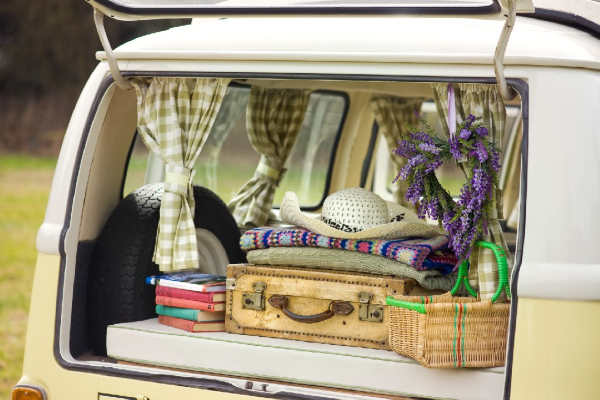 Classic Classic VW Camper hire London