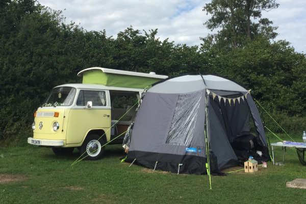 classic campervan hire surrey