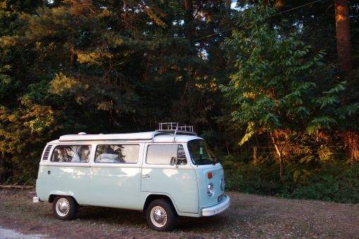 self-drive campervan prom hire in London