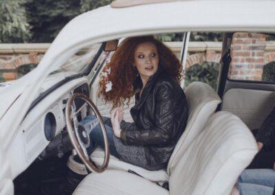 beetle wedding car rental with driver