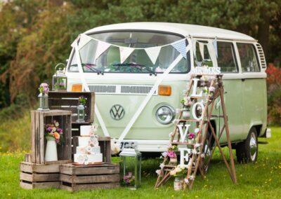 buttercup bus vintage campervan hire surrey