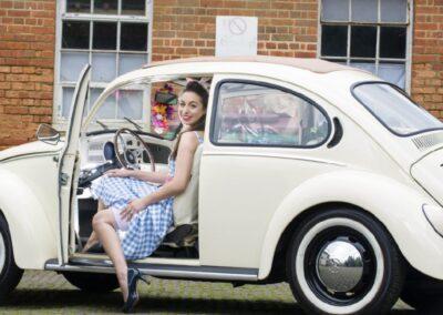 campervan and beetle wedding car hire kent
