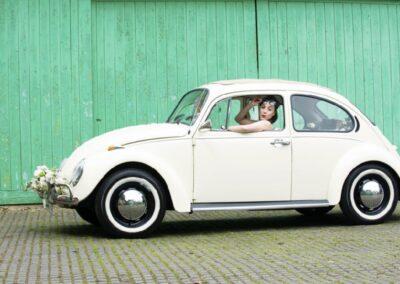 campervan and beetle wedding car hire sussex