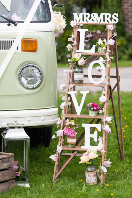 campervan photobooth wedding surrey