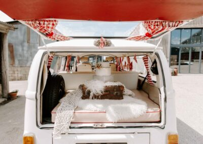 campervan wedding hire buttercupbus