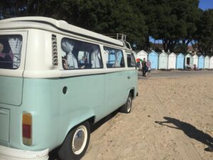 classic campervan holiday hire surrey