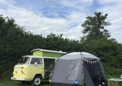 classic campervan rental holiday london