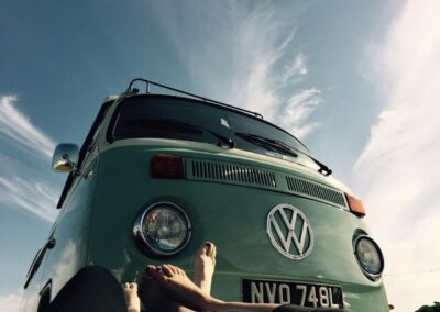 classic vw camper hire london