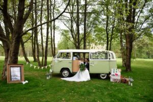 croydon photobooth vw camper