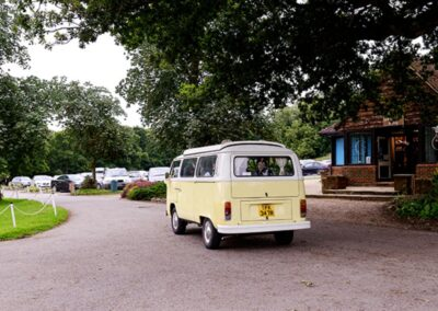 croydon wedding transport hire