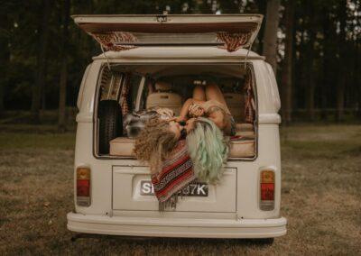 elopement wedding campervan buttercupbus