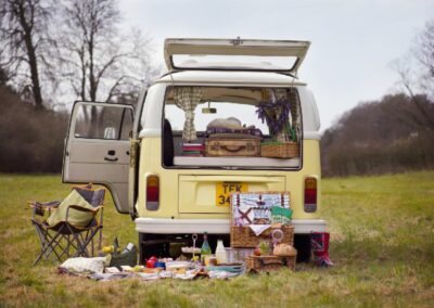 london vw camper hire buttercup bus vintage campers