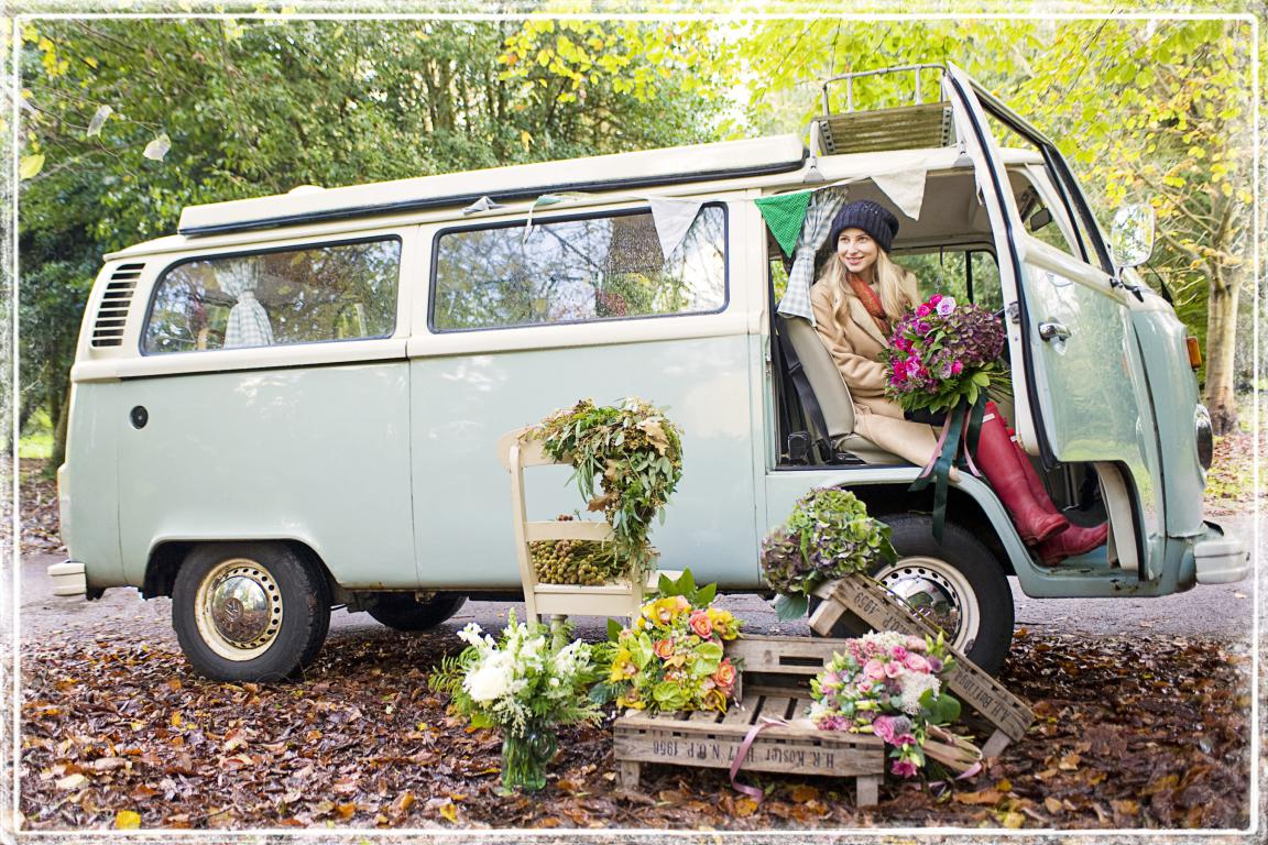 self drive vw camper hire london