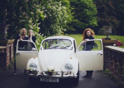 surrey wedding car rental