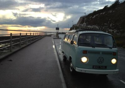 vw camper holiday hire kent