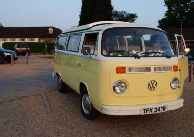 vw camper holiday hire self-drive