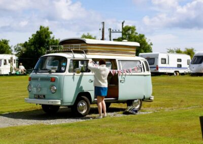vw camper self-drive hire