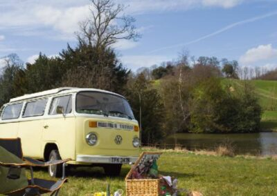 vwcamper hire south london