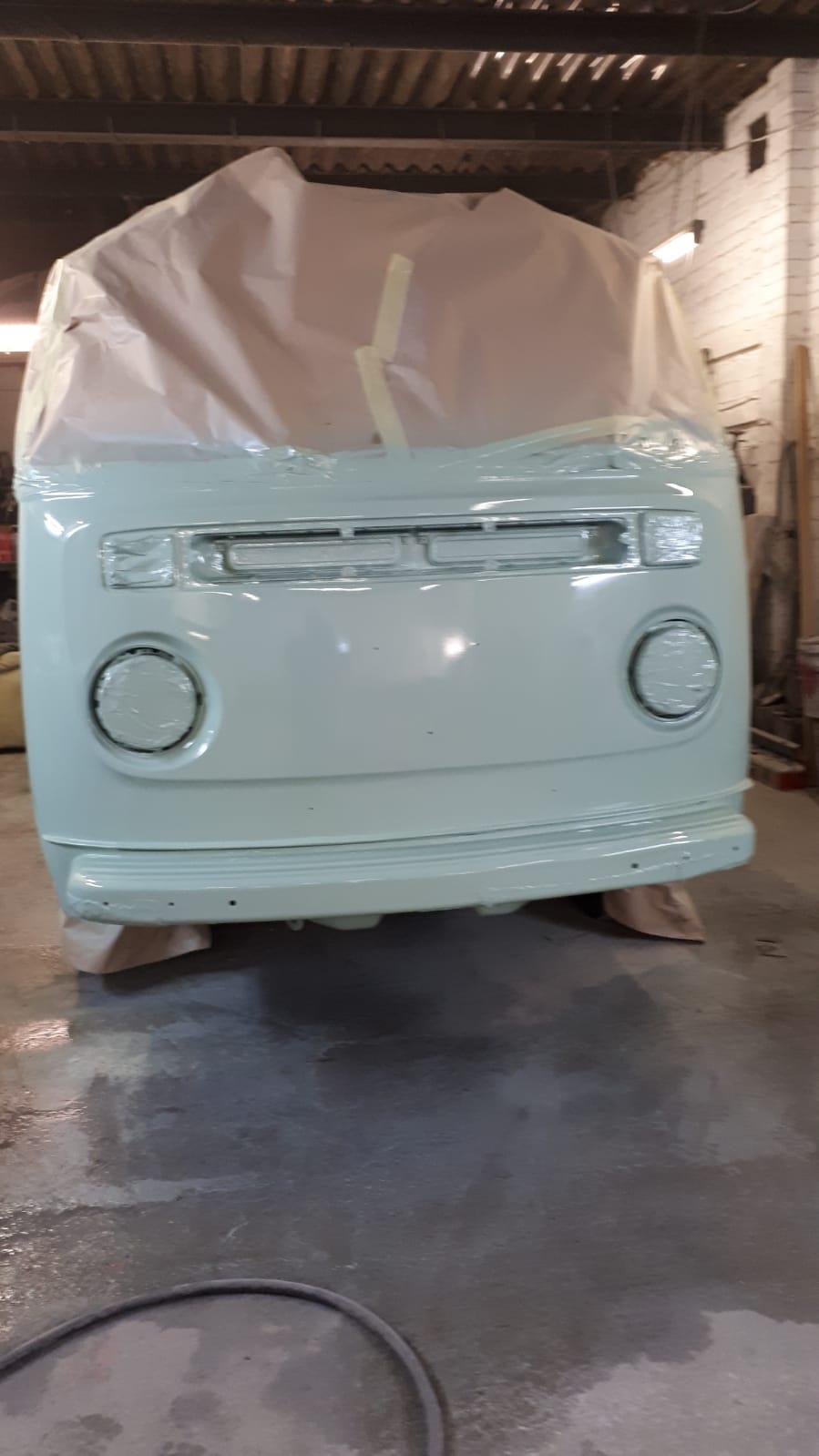 campervan restoration