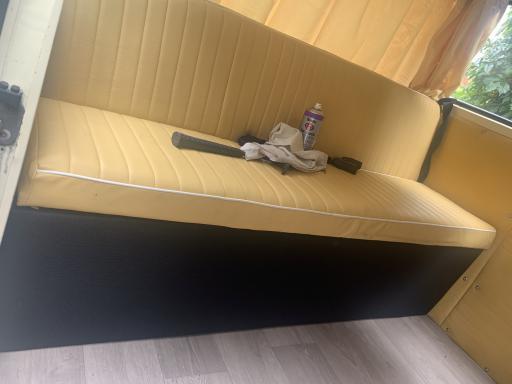 campervan custom seating fitted london