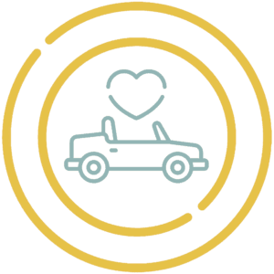 campervan and beetle wedding car booking form
