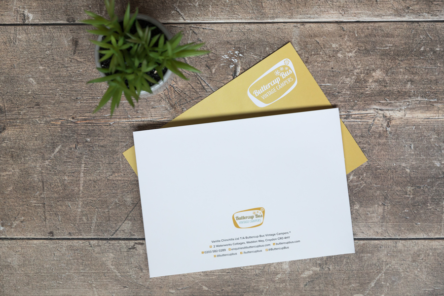 VW Camper experience gift vouchers